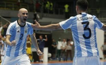 Histórico: Argentina venció a Rusia y se consagró campeón del mundo de futsal