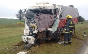 Accidente fatal sobre la Ruta 34