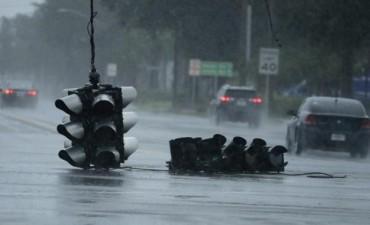 Las 10 fotos más impactantes de la devastación causada por el Huracán Matthew en Florida