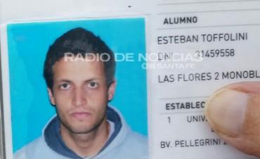 Ofrecen recompensa a quienes aporten datos sobre el crimen de Esteban Toffolini