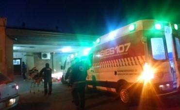 Homicidio en barrio San Pantaleon