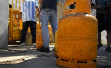 Venta de garrafas de gas a precio diferencial en distintos puntos de la Ciudad