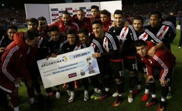 River-Unión, Copa Argentina: el equipo de Gallardo ganó por 3-0 y sueña con entrar en la Copa Libertadores