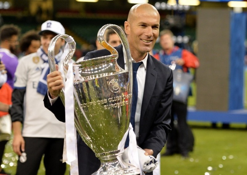 ¿Zidane se va de Real Madrid?