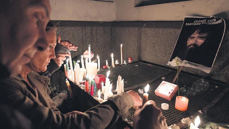 Primeros datos de la autopsia de Santiago Maldonado