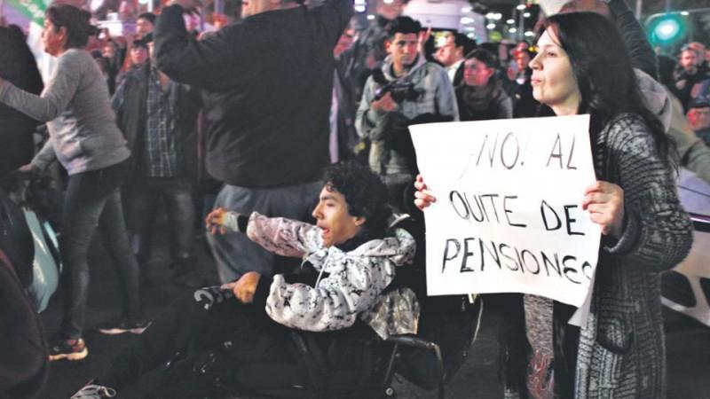 En el presupuesto 2018 hay 38.000 pensiones menos por discapacidad