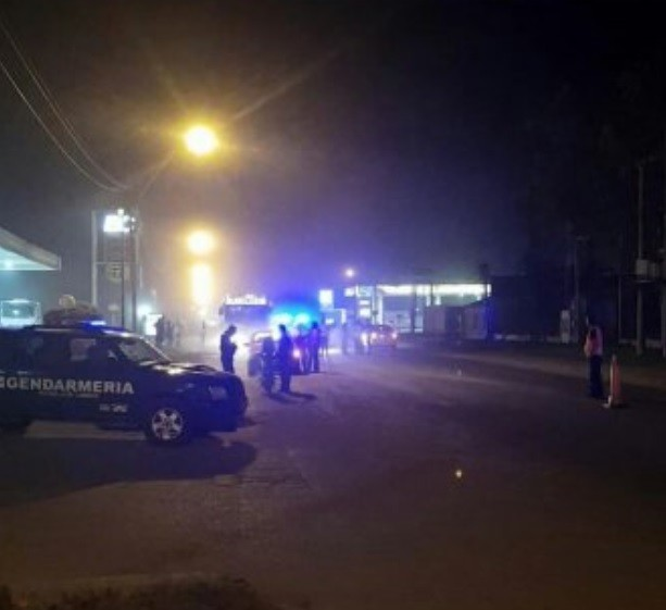 Murió un niño de 5 años tras un accidente en Recreo Sur