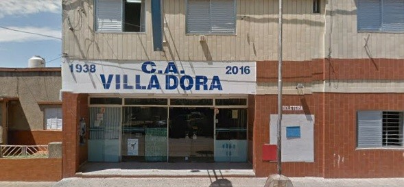 Robaron en el Club Villa Dora