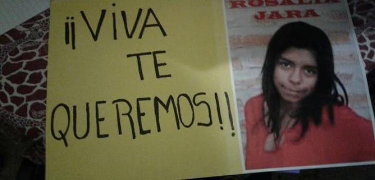 Se cumplen 4 meses de la desaparición de Rosalía Jara