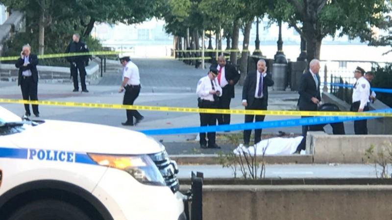 Un atropello en Manhattan dejó ocho muertos