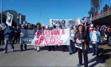 Santa Fe marchó por Santiago Maldonado