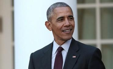 Obama visitará nuestro país para hablar sobre economía verde