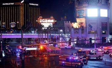 Un hombre mató a 50 personas y dejó 400 heridos en Las Vegas
