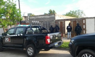 Desbaratan una banda que robaba en Santa Fe, Rincón y Arroyo Leyes