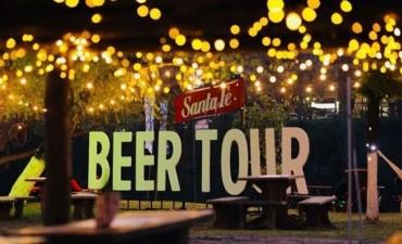 Se realizó la cuarta edición del Beer Tour