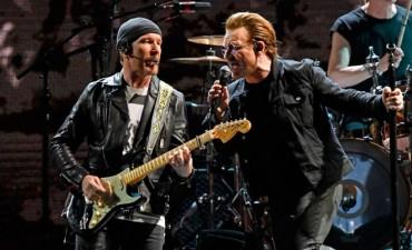 U2 conmovió México interpretando Cielito Lindo por las víctimas del sismo