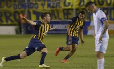 Rosario Central le ganó a Atlético Rafaela en la primera final de la Copa Santa Fe