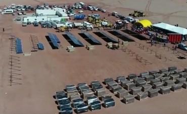 Se construirá en Jujuy el parque solar más grande de América Latina
