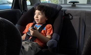 En Santa Fe será obligatorio el uso de sillas para niños menores de 10 años