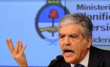 Citan a declarar a De Vido en la causa Odebrecht