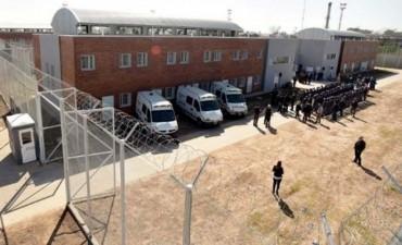 Fuga de presos del penal de Pérez
