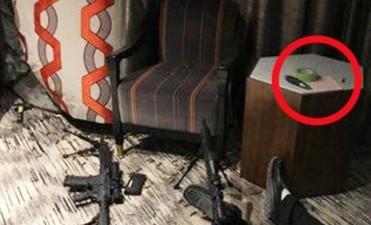 La escalofriante nota que dejó en su habitación el atacante de Las Vegas