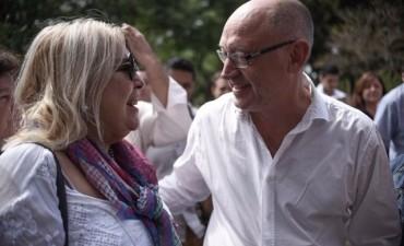 Lilita Carrió visitó Reconquista para apoyar a los candidatos de Cambiemos en Santa Fe