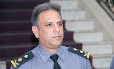 Detuvieron al exjefe policial de la Unidad Regional I