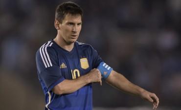 La camiseta alternativa de Argentina cambiaría de color