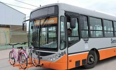 Se aprobó la ordenanza para que puedan subir las bicicletas a los colectivos