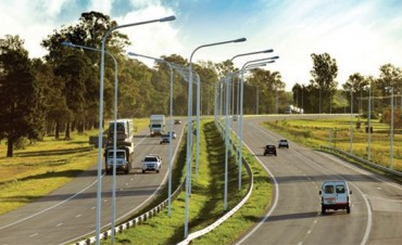 Se reducirá un carril de la ruta 168