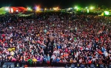 Miles de personas disfrutaron de la XIX Fiesta de Disfraces