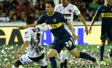 Con la victoria de Boca en Paraná asi quedó la tabla de posiciones