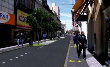 Proponen remodelar calle Mendoza