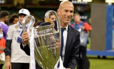 ¿Zidane se va de Real Madrid?