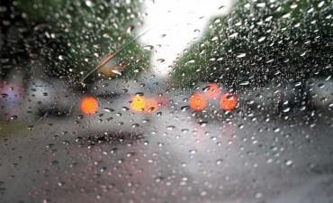 Comienzo de semana lluvioso
