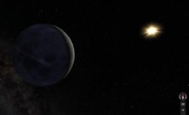 Google Maps permite explorar otros planetas del sistema solar