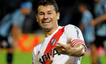 Rodrigo Mora se puso los botines después de cinco meses