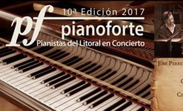 La décima edición de Pianoforte se cerrará esta noche