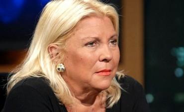 Elisa Carrió pidió perdón por sus dichos a la familia de Santiago Maldonado