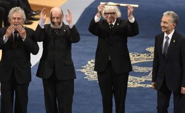 Les Luthiers recibió el premio Princesa de Asturias