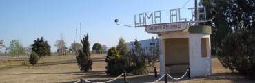 El Gobierno habló de la situación en Loma Alta