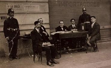 La evolución del acto electoral a través de la historia argentina