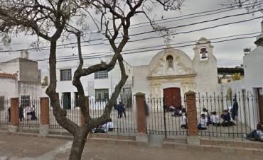 Amenaza de bomba en la Escuela San Antonio de Padua
