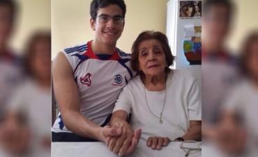 Se casó con su tía abuela de 91 años