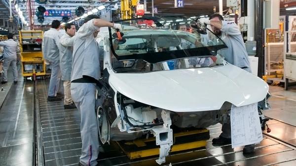 La producción de autos cayó 20,6% en septiembre