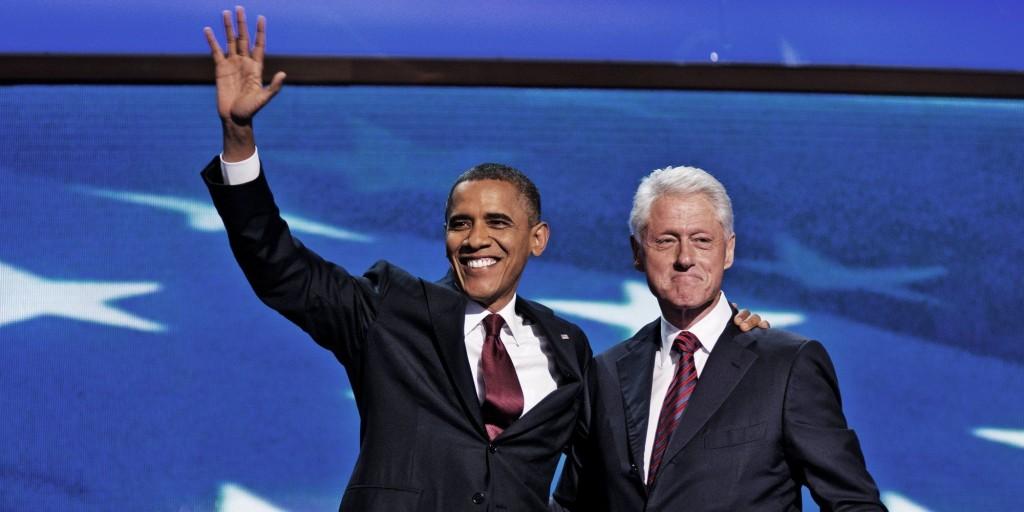 Interceptaron dos bombas en las casas de Bill Clinton y Barack Obama