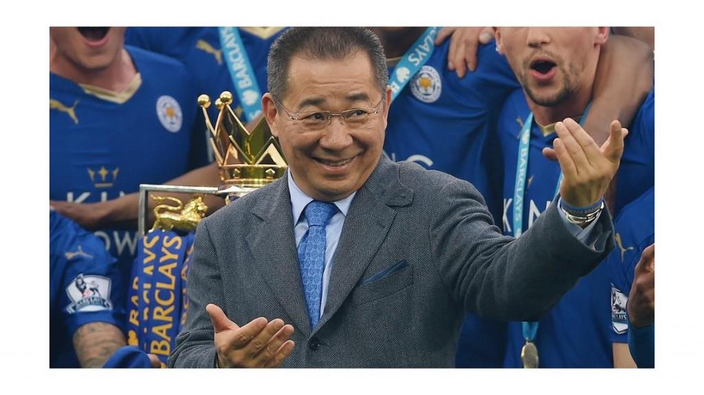 Confirmaron la muerte del dueño del Leicester City tras caer su helicóptero