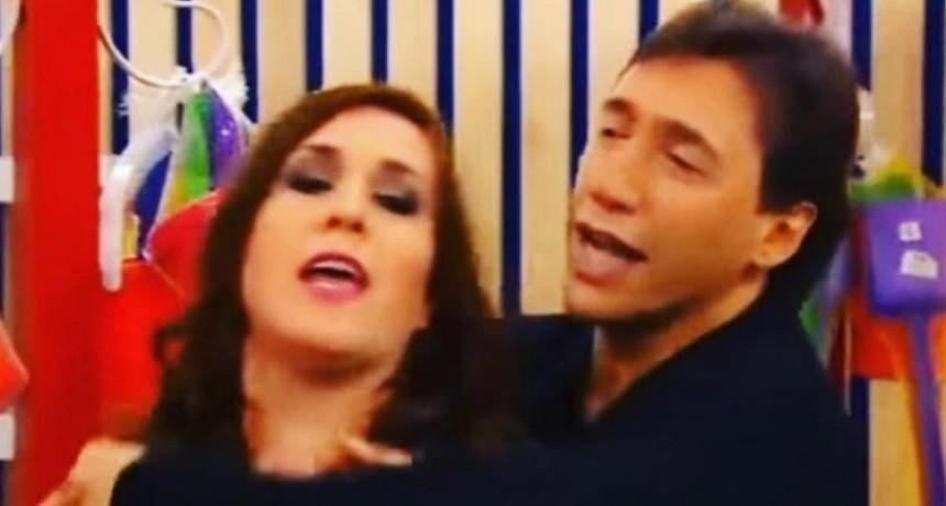 La actriz Fernanda Meneses denunció a Fabián Gianola por acoso