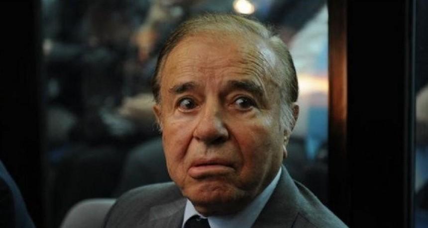 Absolvieron a Carlos Menem en la causa por el tráfico de armas